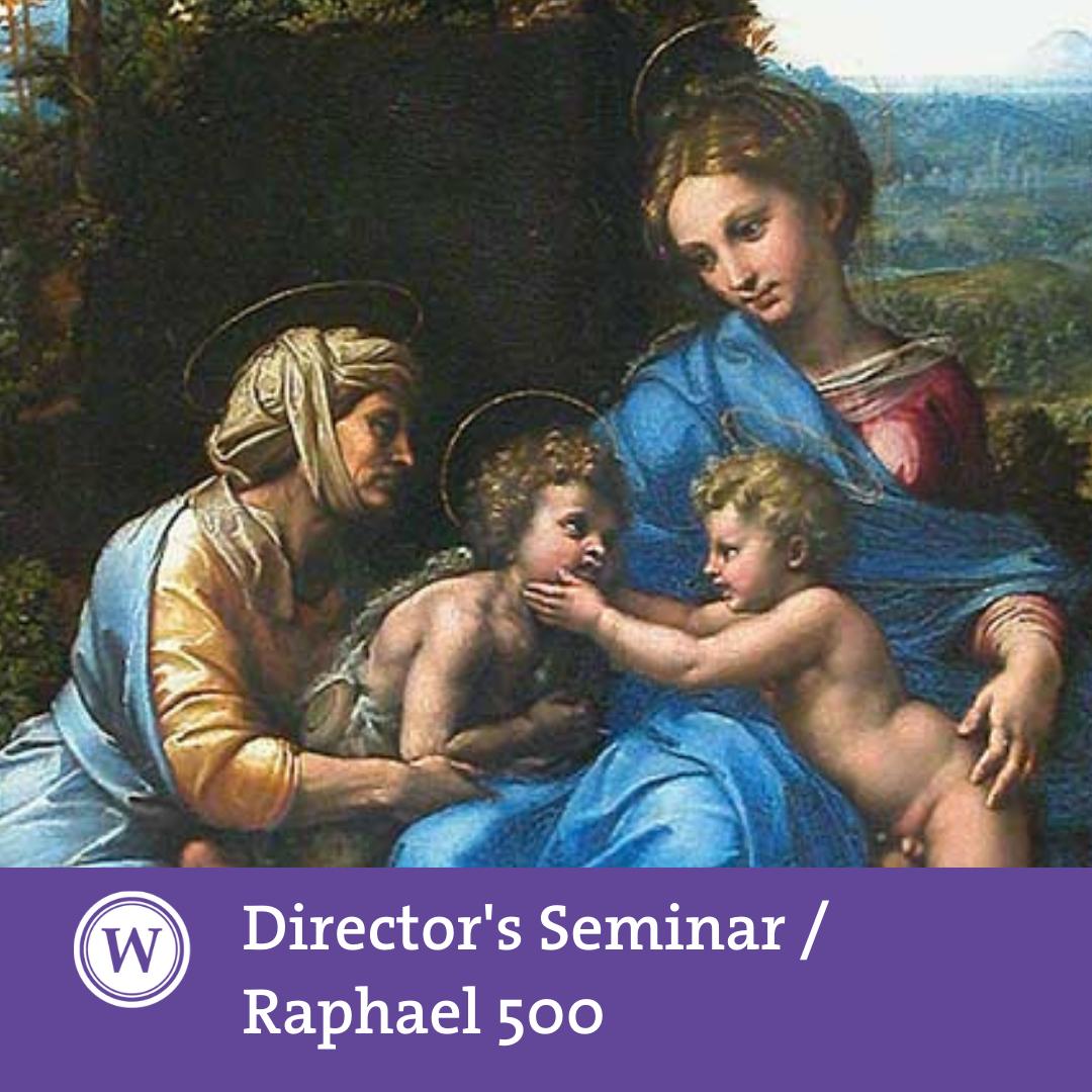 Raphael: Authorship, Networks, Workshop