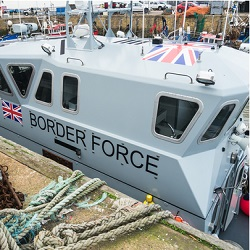 Calais moves to Dover (or Newry): border controls and related crimes post Brexit