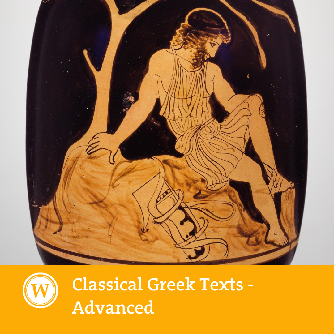 Classical Greek Texts - Advanced (Summer 2021)