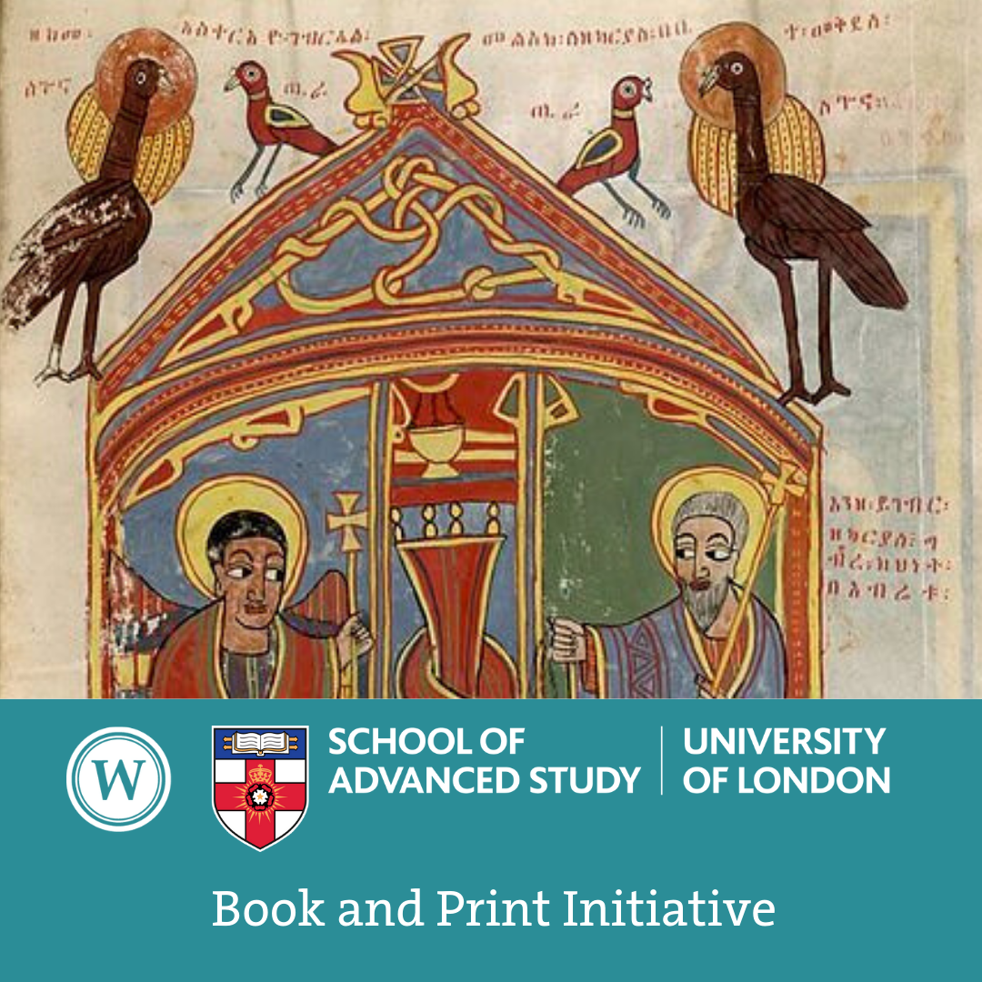 Book and Print Initiative: Eyob Derillo (British Library): 'Introduction to the Ethiopian manuscripts in the British Library's collection'