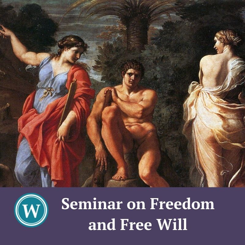 POSTPONED: Seminar on Freedom and Free Will