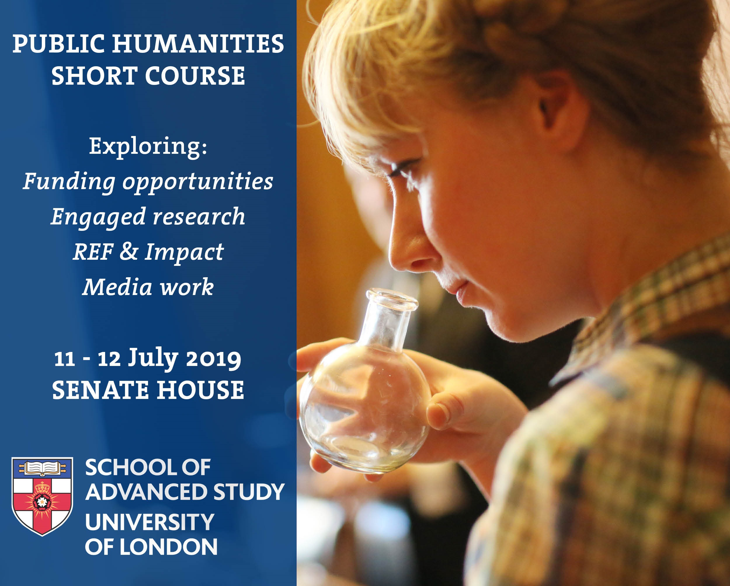 Public Humanities Short Course - cancelled