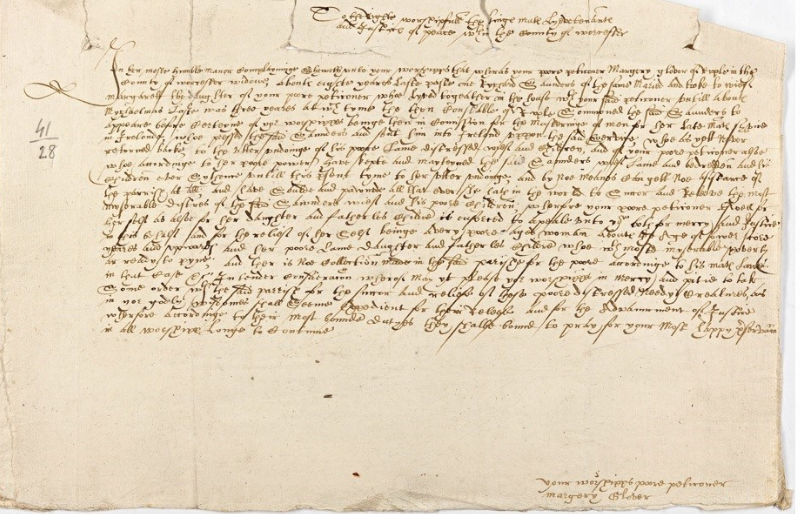 What can you do with 2,526 petitions? Creating, Using and Sharing a New Digital Corpus of Transcribed Manuscripts