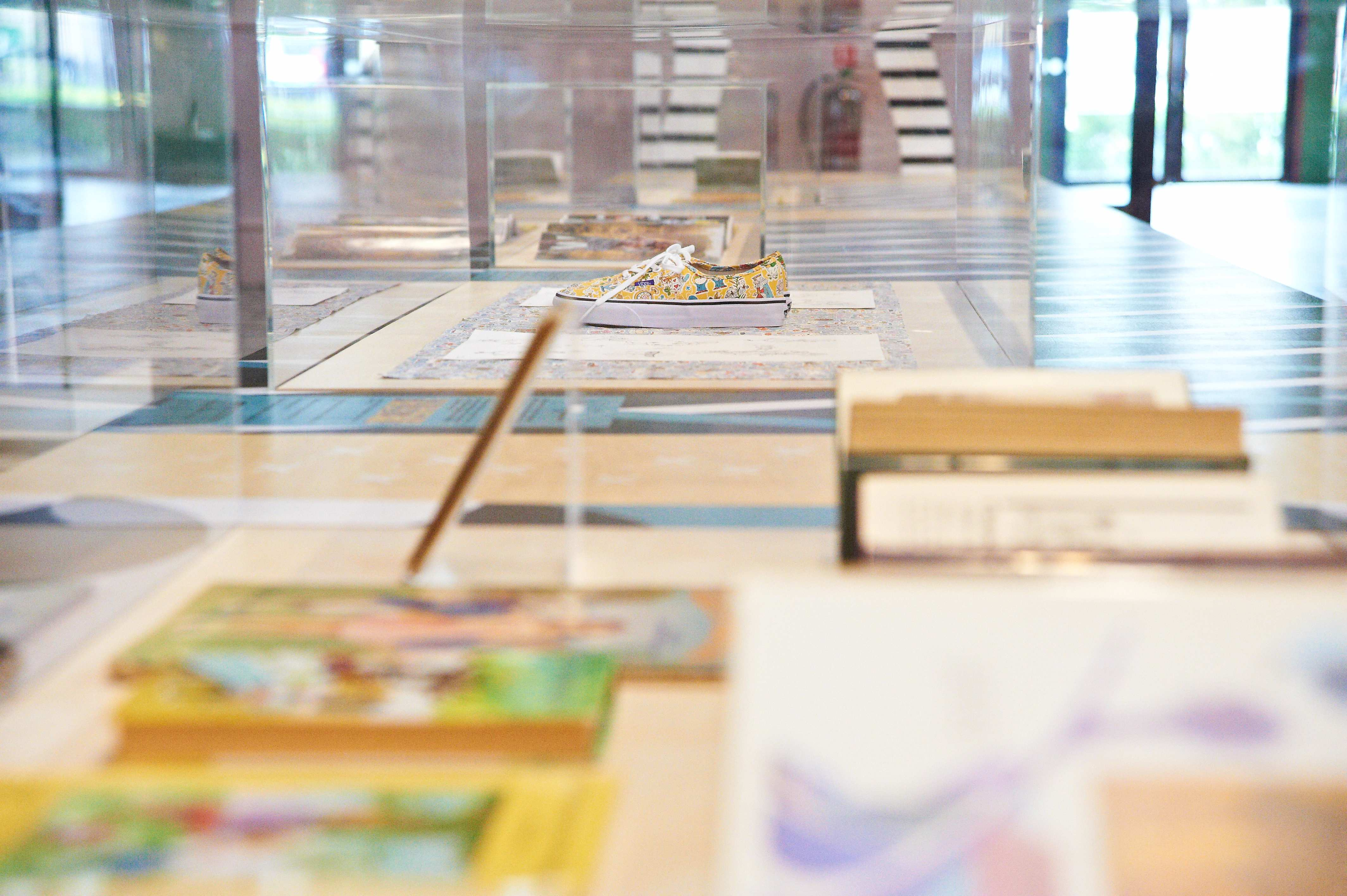 Social Scholar: Turning your Research into an exhibition