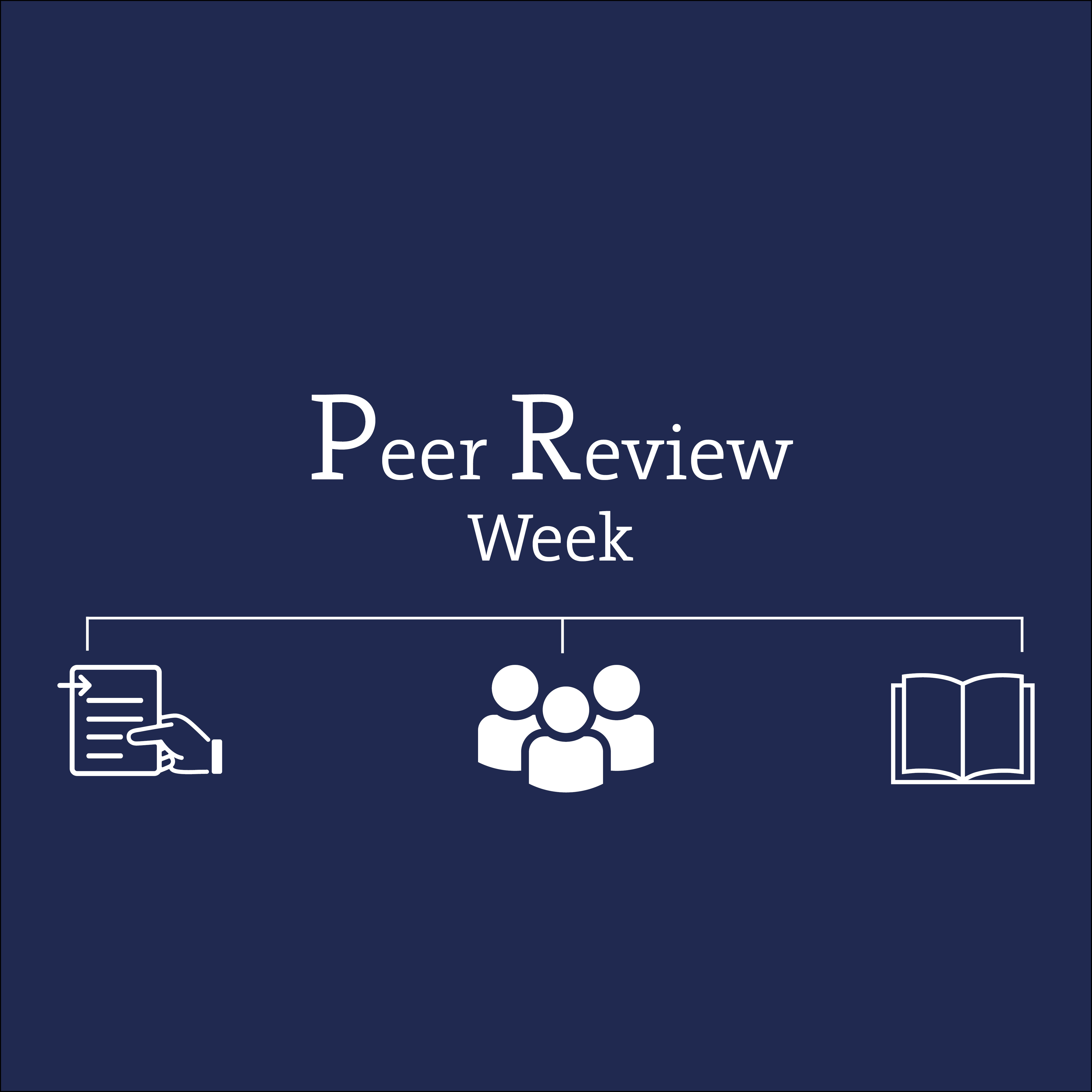 Peer Review 1: Articles and Books