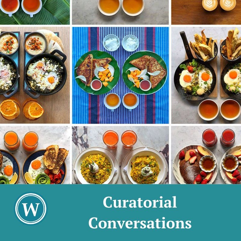 Curatorial Conversations: Dr Catherine Flood (V&A)