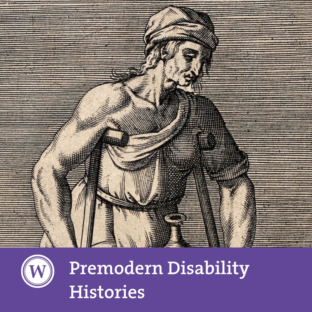 Premodern Disability Histories - Emily Cock: 'Disability, the Face and Technologies of Empire'