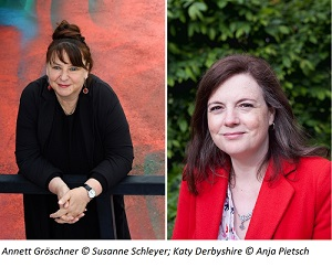 Encounters: Annett Gröschner and Katy Derbyshire in Conversation