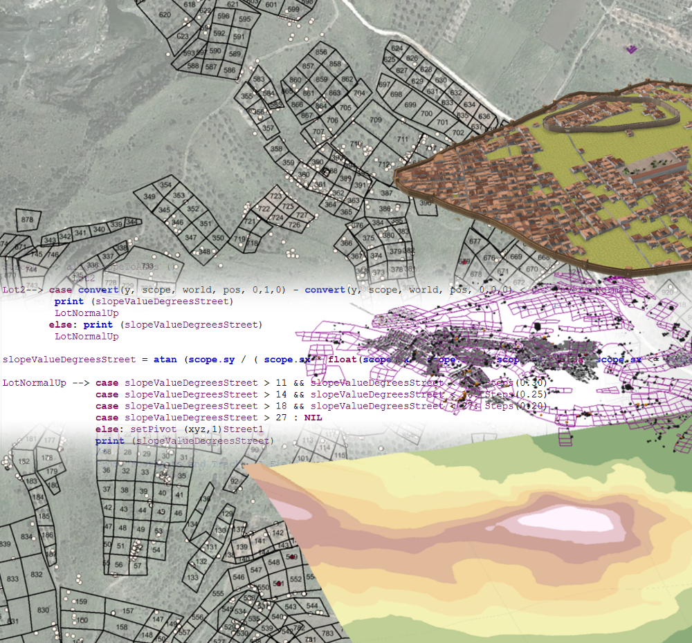Visualizing and experiencing past cities in 3D: Methods, opportunities and challenges.