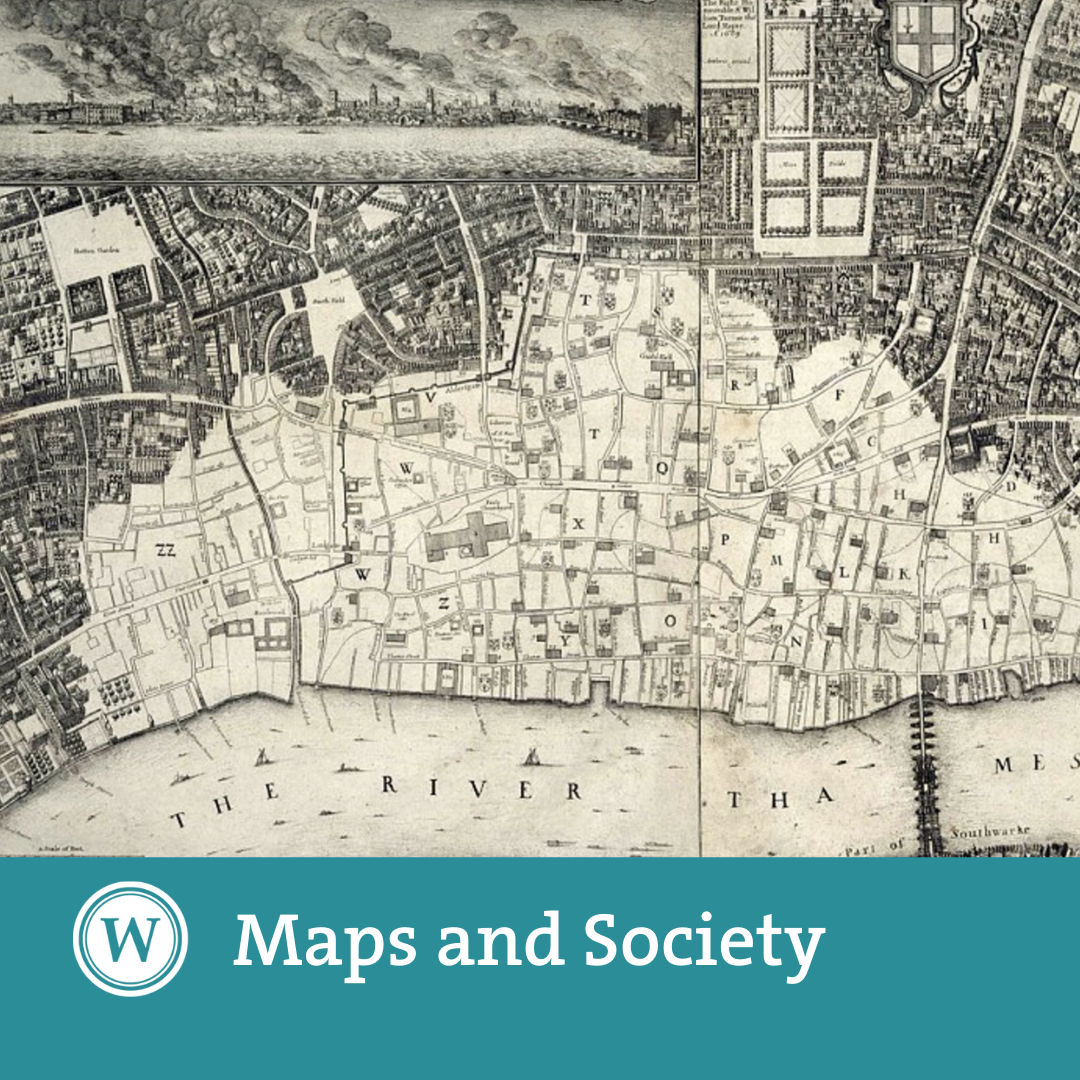 Maps and Society: 'Bathymetric Maps of Tokyo Bay: A Transnational History'
