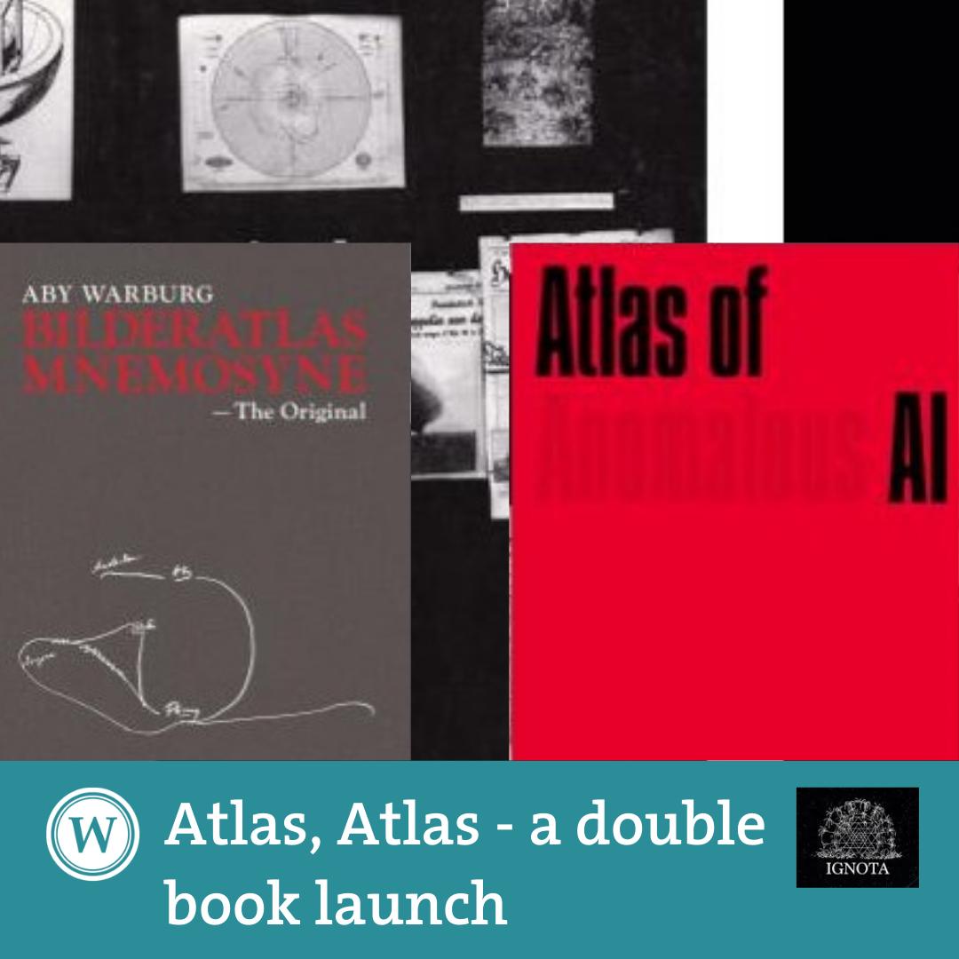 Atlas, Atlas - a double book launch