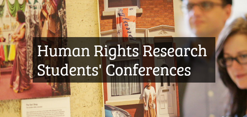 Human Rights Research Students' Conference