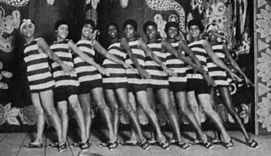 Re-visiting the Black Atlantic: Gender, 'Race' and Performance