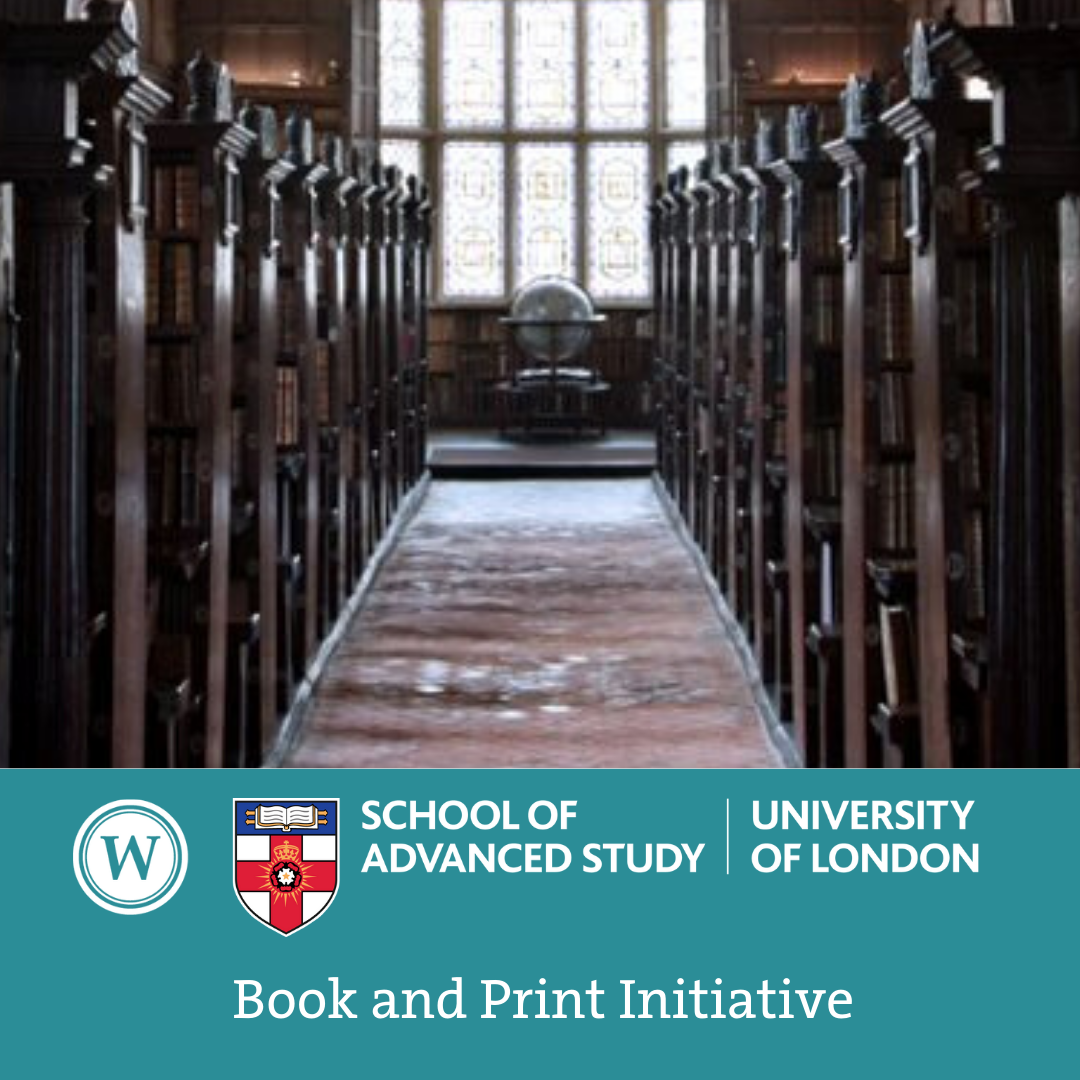 Book and Print Initiative: Julia Walworth (Merton College, Oxford): 'Writing the Life of the oldest academic library'