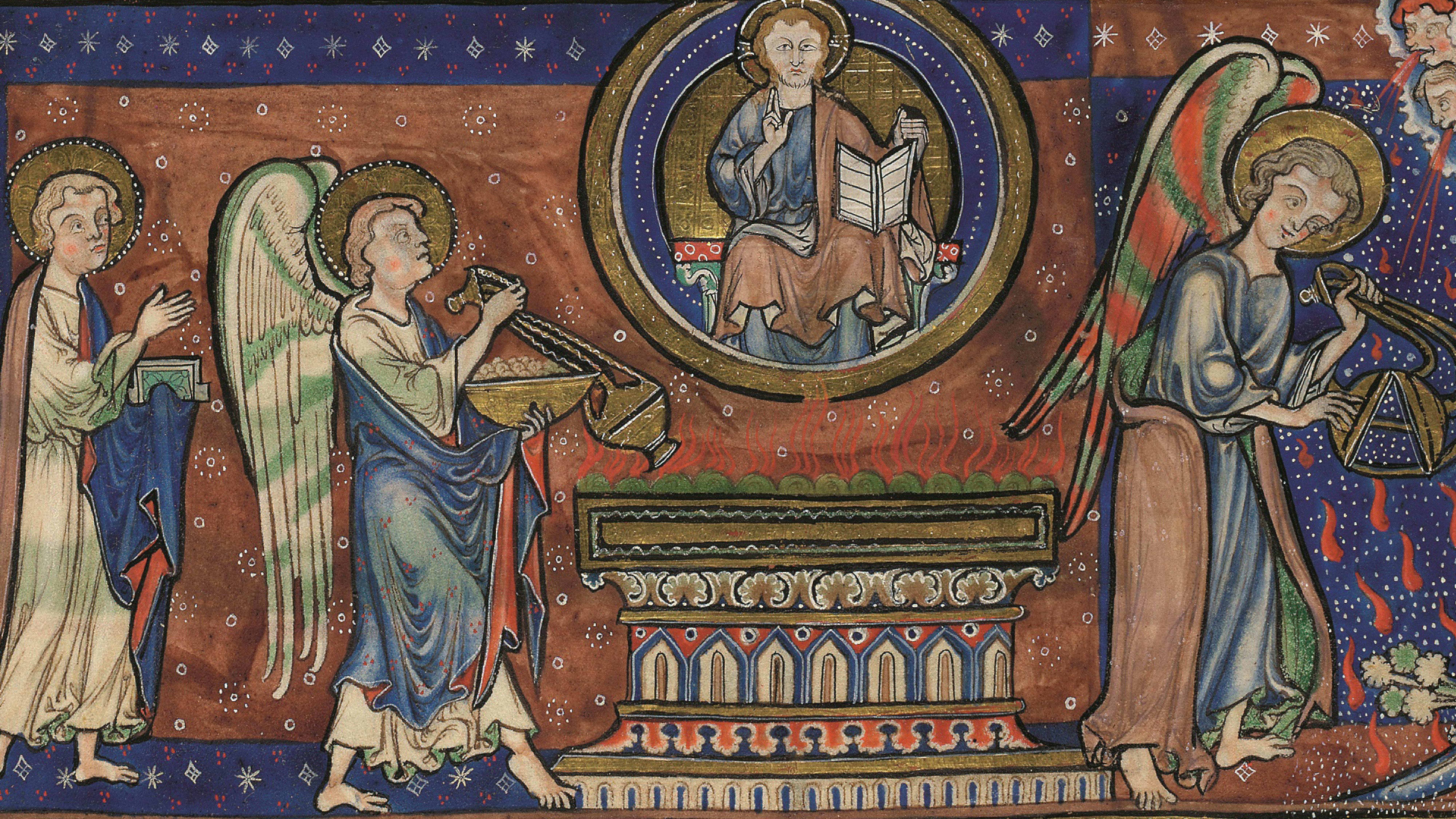 The Cult of Thomas Becket and the Building of Canterbury Cathedral