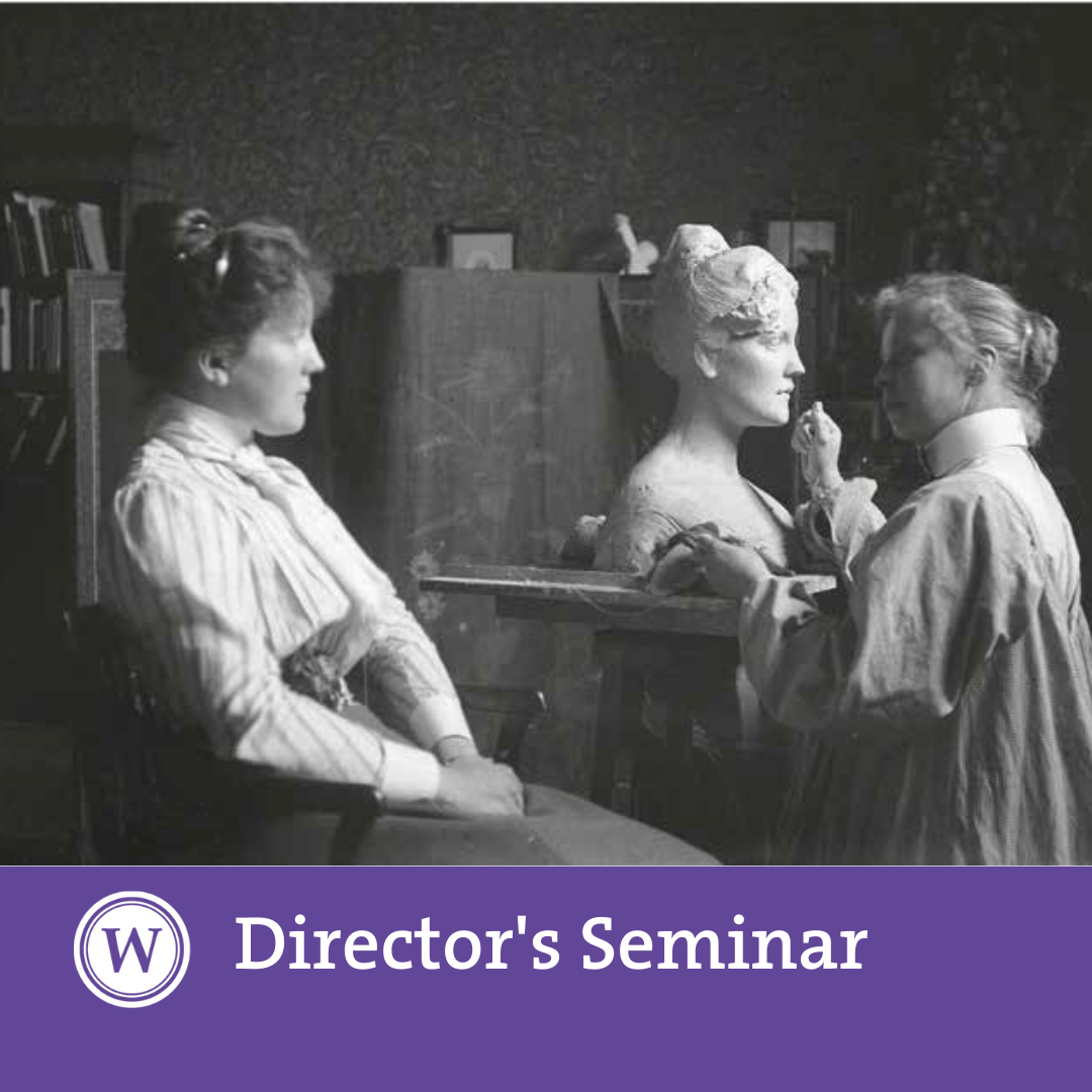 Director's Seminar - 'The Artist and the Scholar: Mary Warburg (née Hertz) and Aby Warburg'