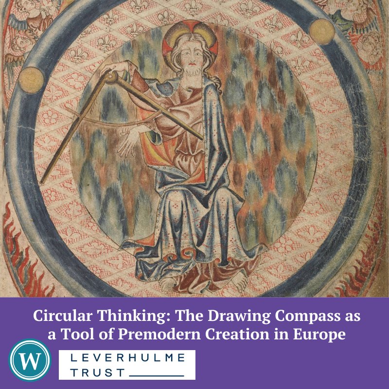 POSTPONED: Circular Thinking: The Drawing Compass as a Tool of Premodern Creation in Europe