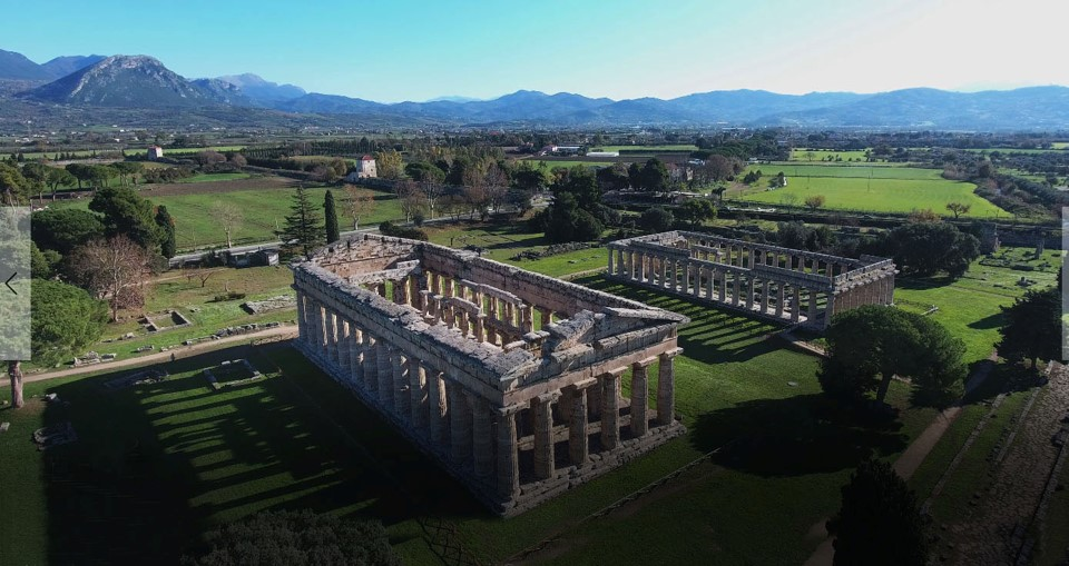 ICS/BSR Lecture 'Paestum: what new excavations and scientific analysis tell us about a Greek city in Italy