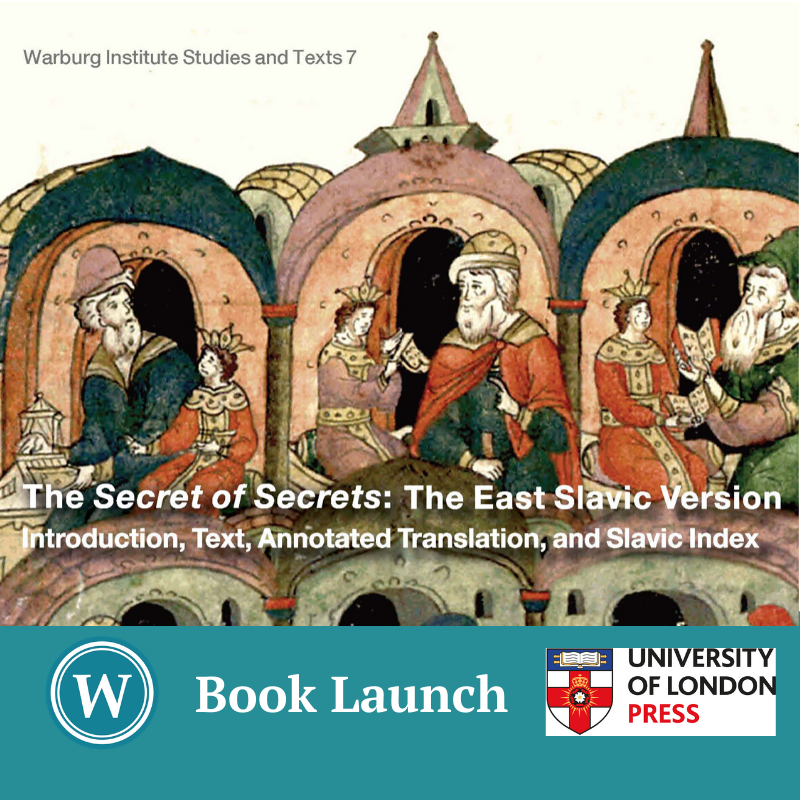 Book Launch: The Secret of Secrets