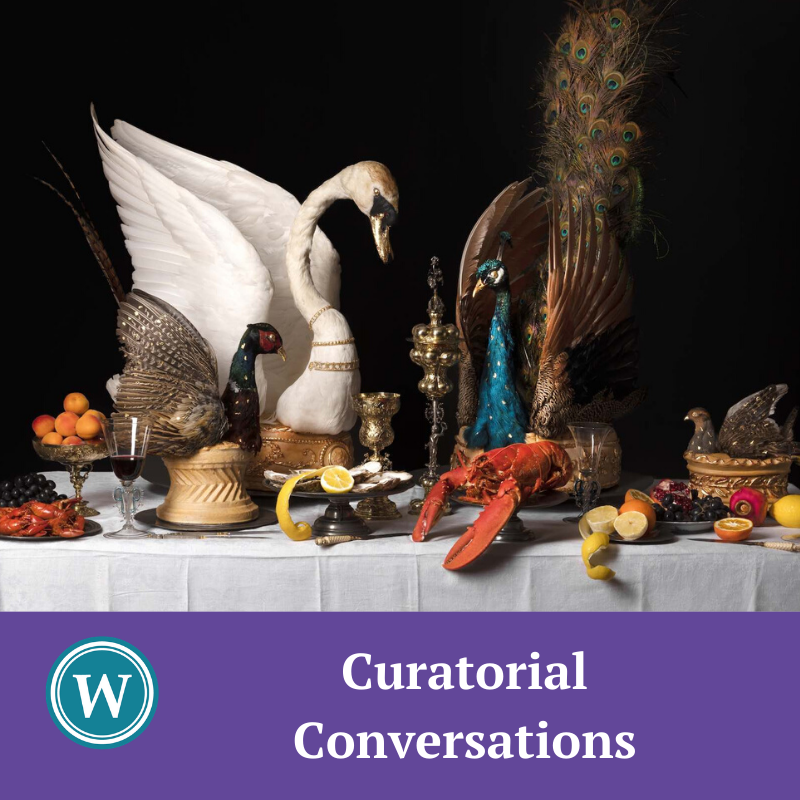 Curatorial Conversations: Victoria Avery & Melissa Calaresu (Cambridge)
