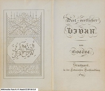 Goethe's 'West-oestlicher Divan' and its Uses