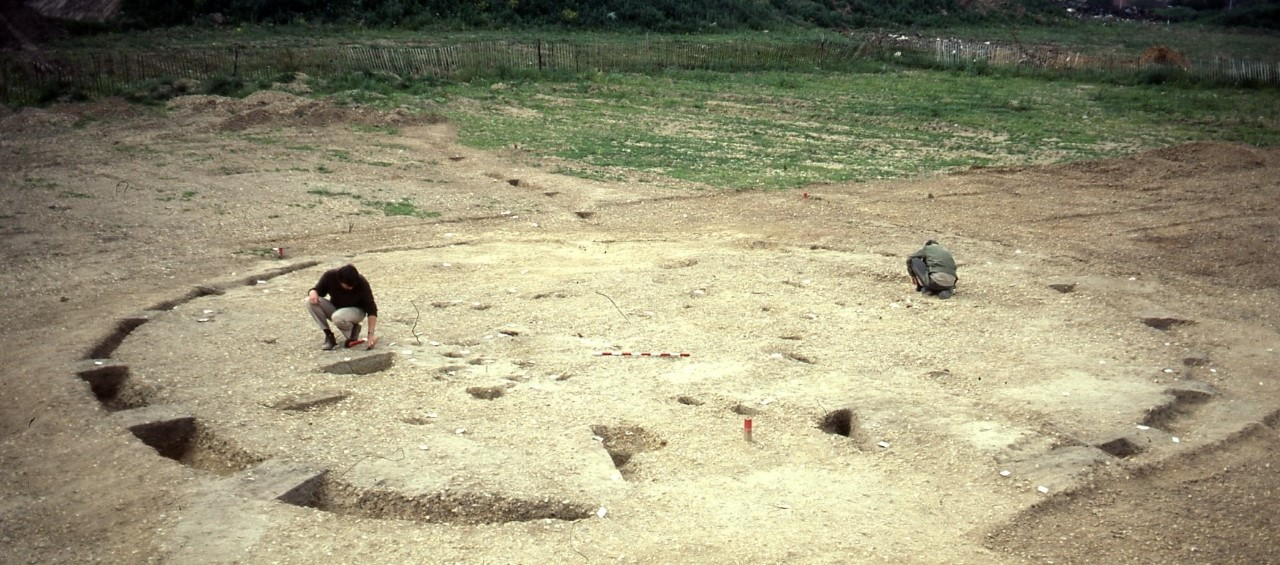 Layers of London Webinar: 'Prehistory in London: Problems, Progress and Potential'