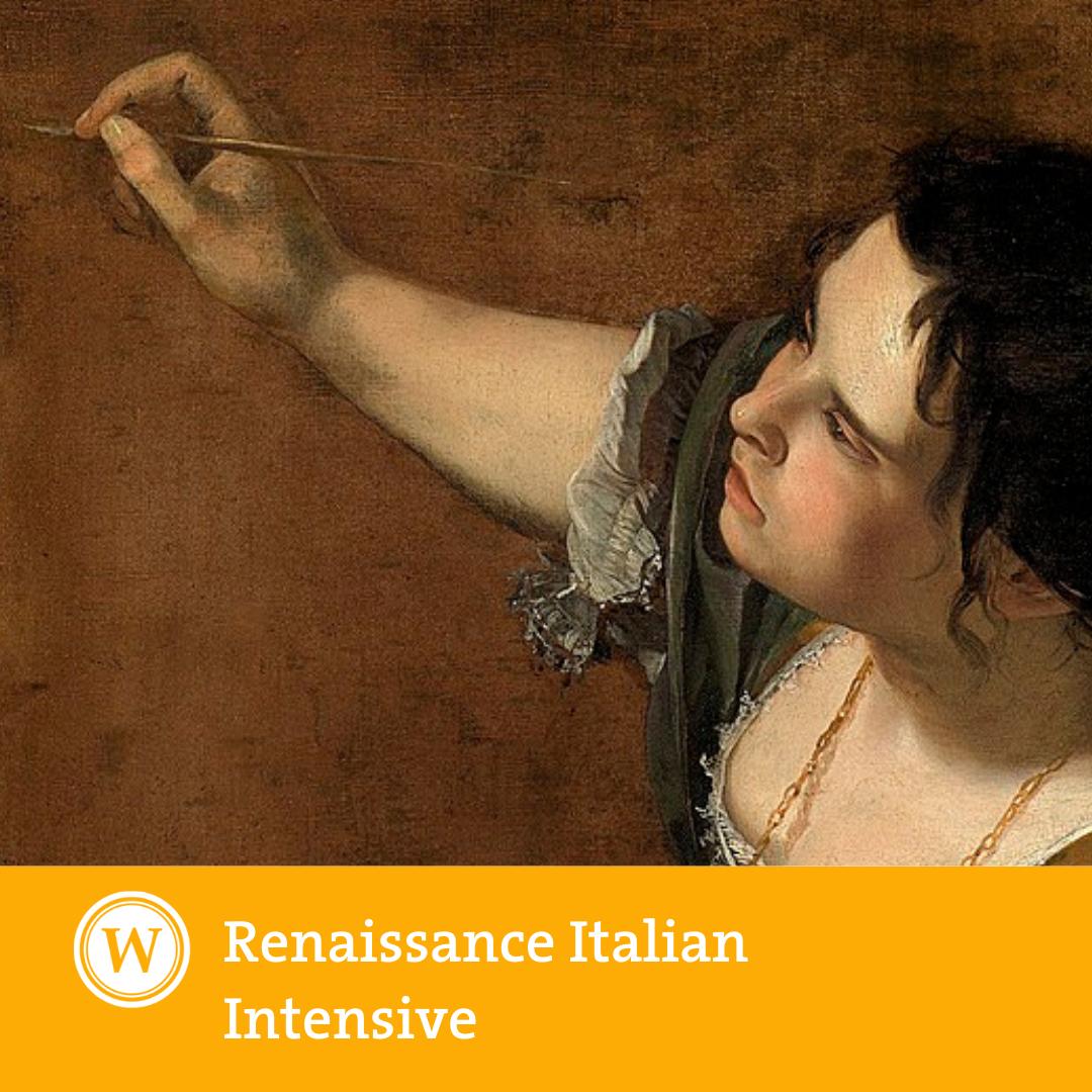 Renaissance Italian Intensive