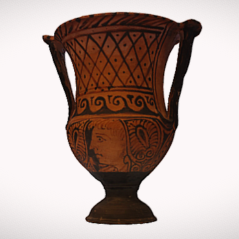 Wood and Ceramic: Introducing digital methods with Classics Library special collections