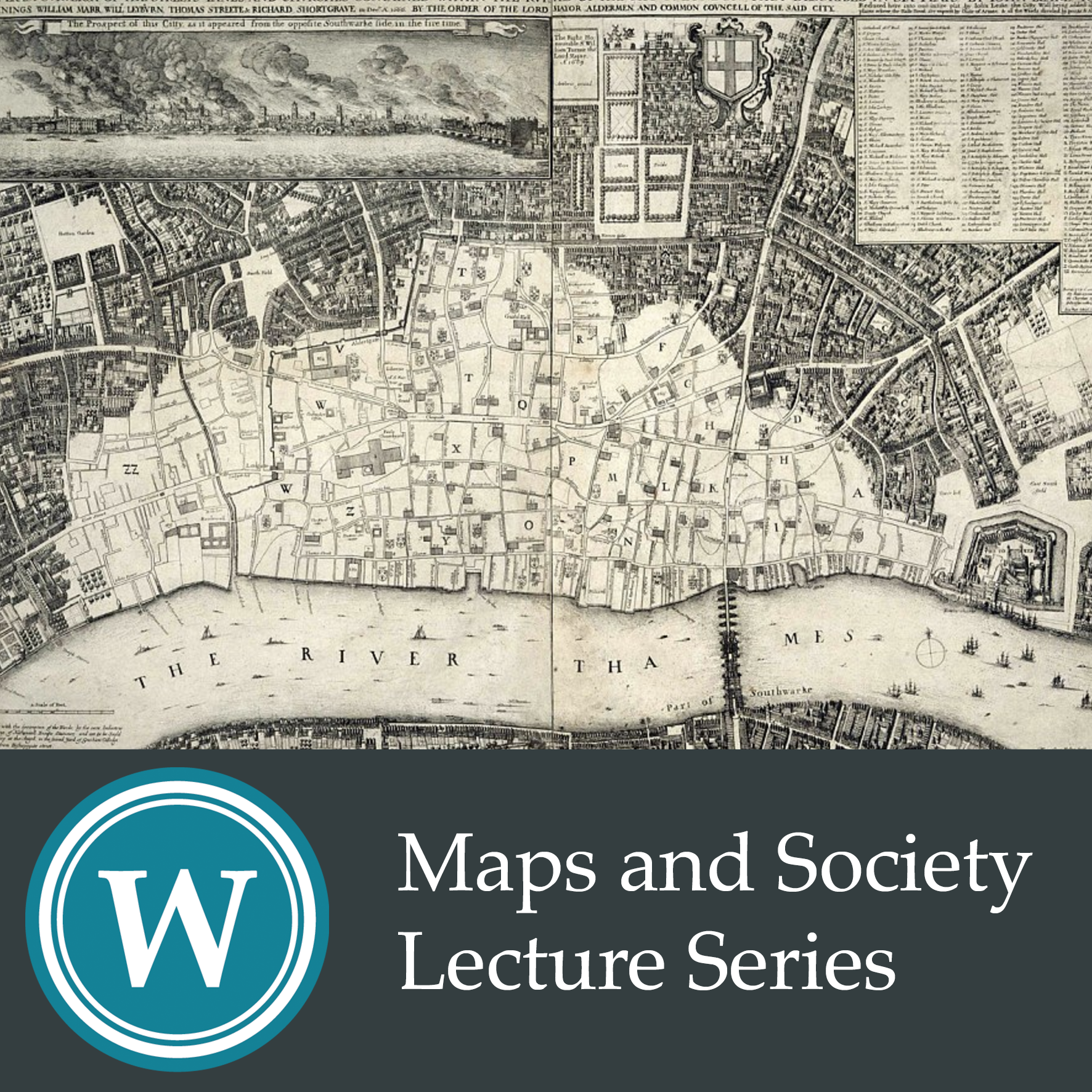 "Maps and Society: 'Vermeer's ""mania for maps""'"