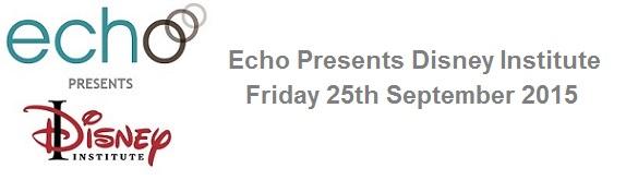 Echo Presents Disney Institute