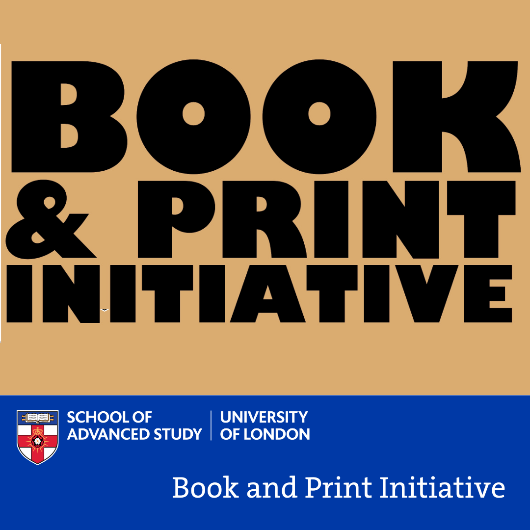 Book and Print Initiative - Camille Poiret (St Andrews): 'Building a collective software for cataloguing manuscripts and archives in libraries, the French example'
