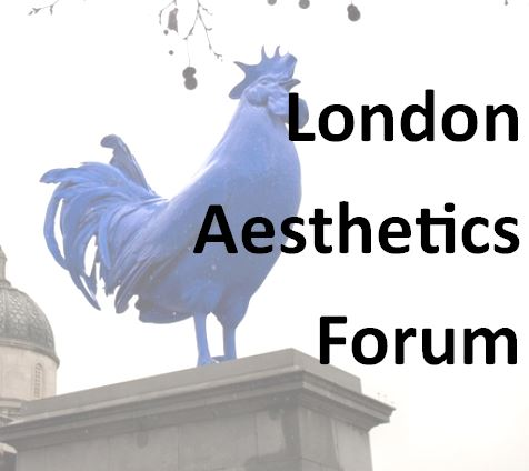 London Aesthetics Forum - CANCELLED
