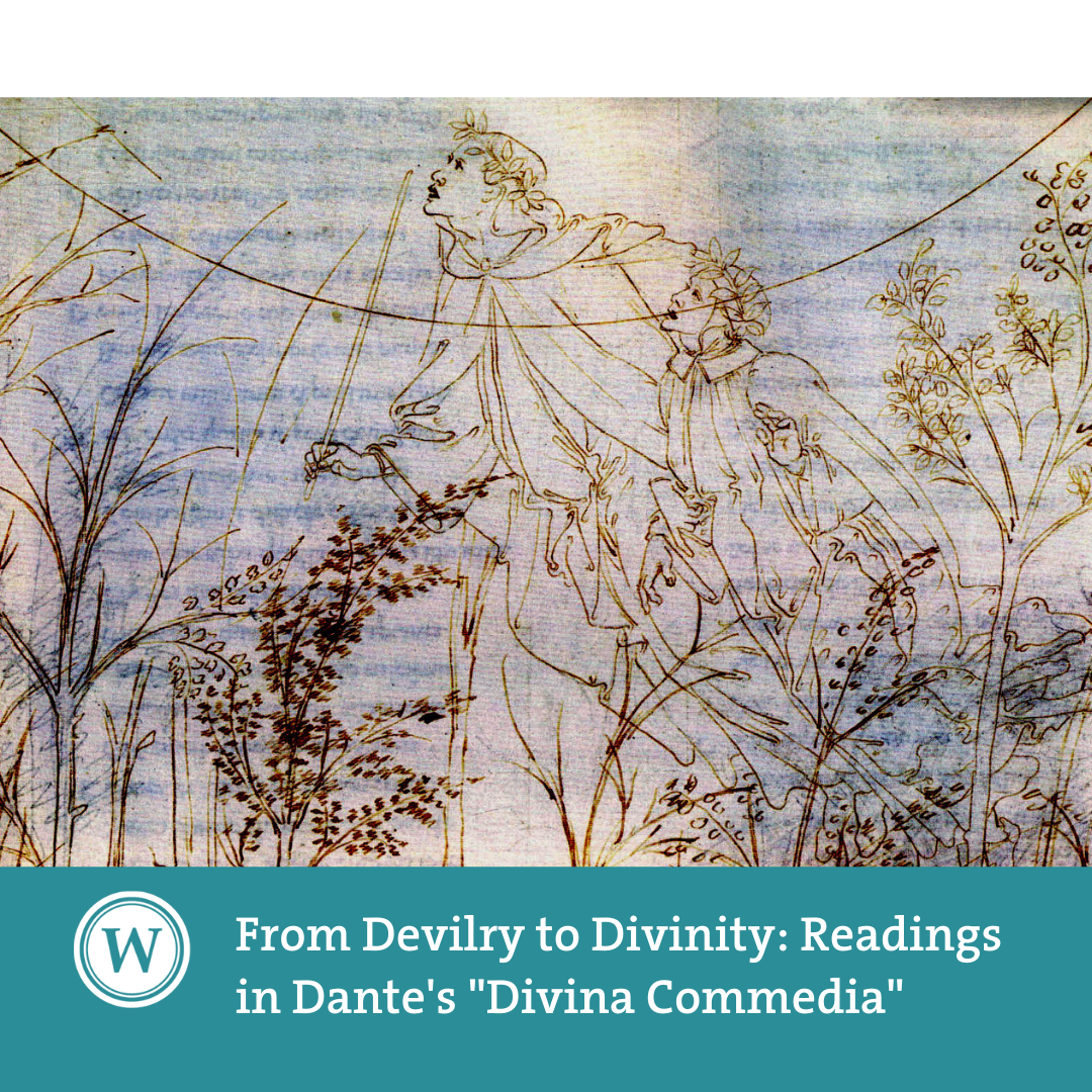 """From Devilry to Divinity: Readings in Dante's """"Divina Commedia"""""""