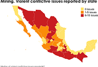 Participation and neo-extractive conflicts in México