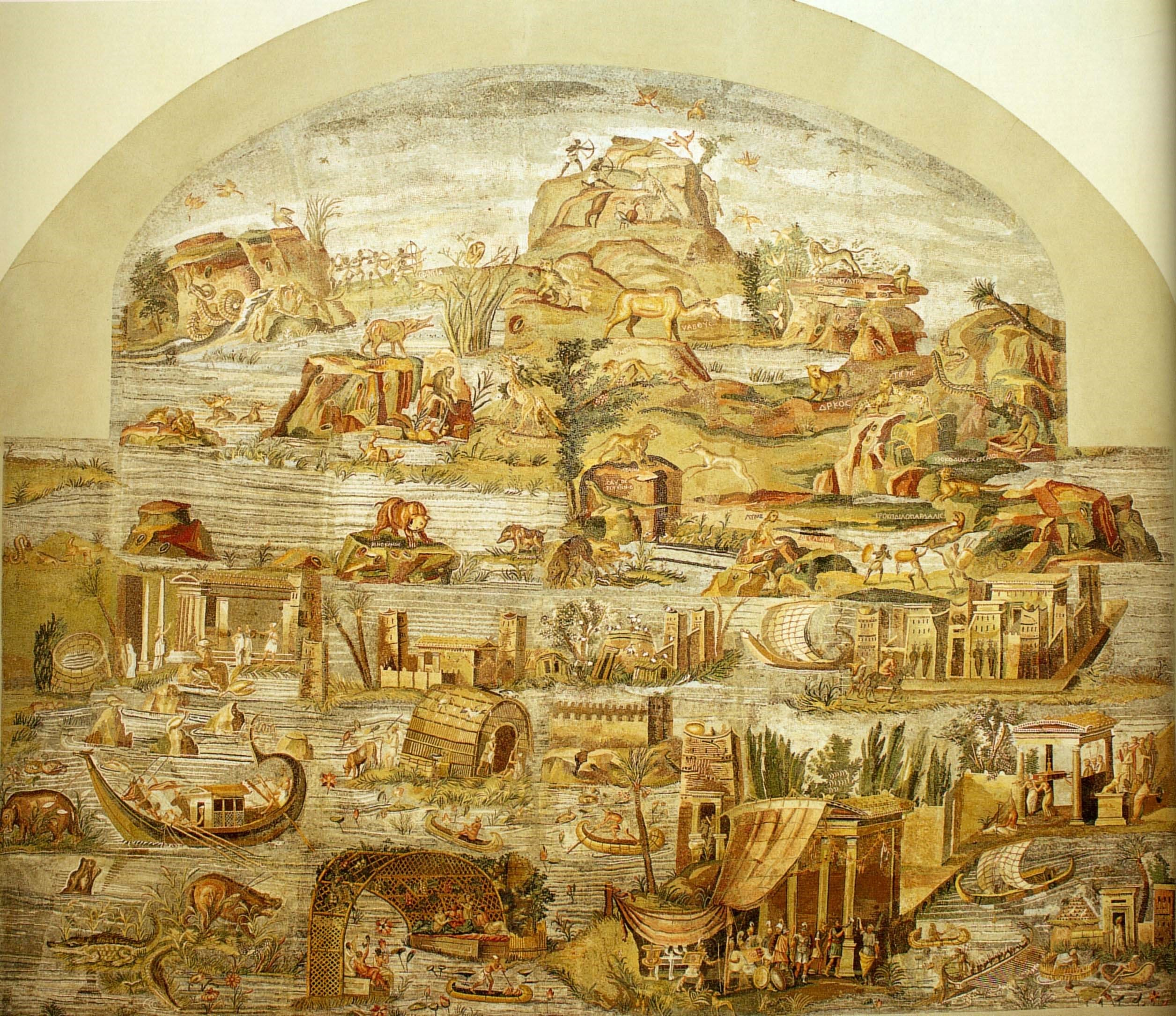 Nachleben and the Cultural Memory of Ancient Egypt