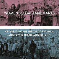 Women's Legal Landmarks - In Conversation:  Sex Disqualification (Removal) Act 1919