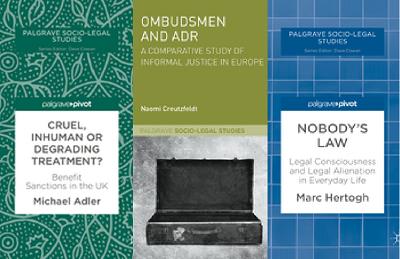 Administrative Justice: New Socio-Legal Studies