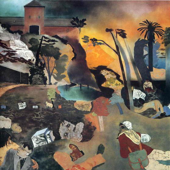 World Literature and the New Totalitarianism
