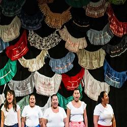 """""""Testimonial narrative as alternative political discourse in El Salvador: La Cachada Teatro"""""""