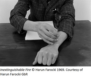 Science and Media Machines: Harun Farocki's 'NICHTlöschbares Feuer' and the 1968 'Technologie-Kampagne'