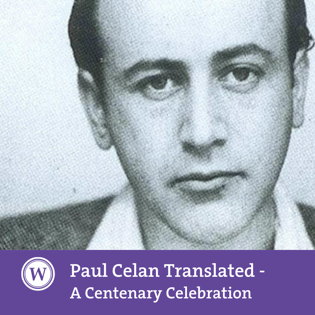 Paul Celan Translated - A Centenary Celebration
