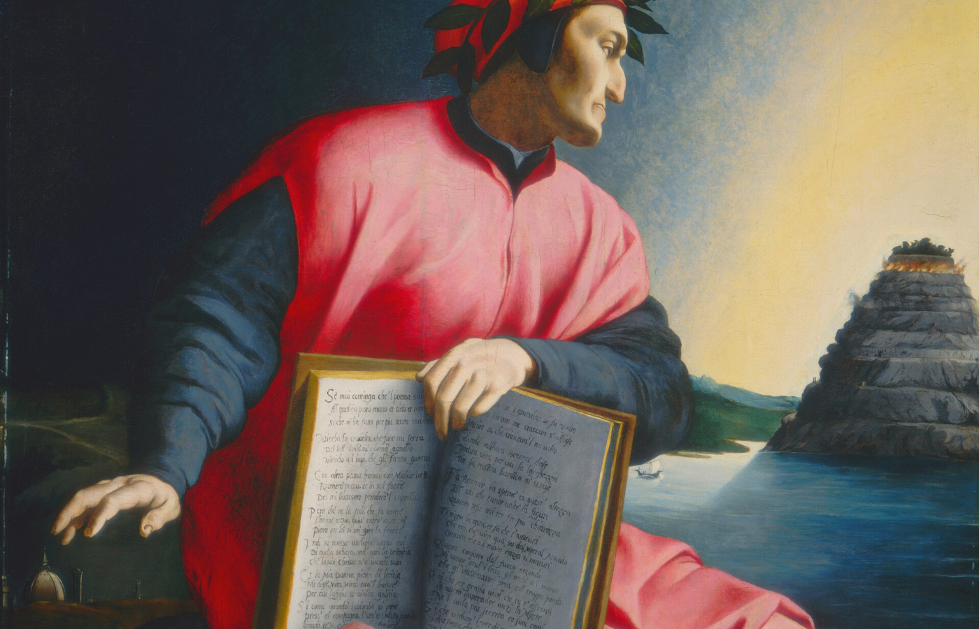 """From Devilry to Divinity: Readings in Dante's """"Divina Commedia"""" 4"""