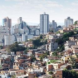 New Private Financing for Development: Latin America in Comparative Perspective