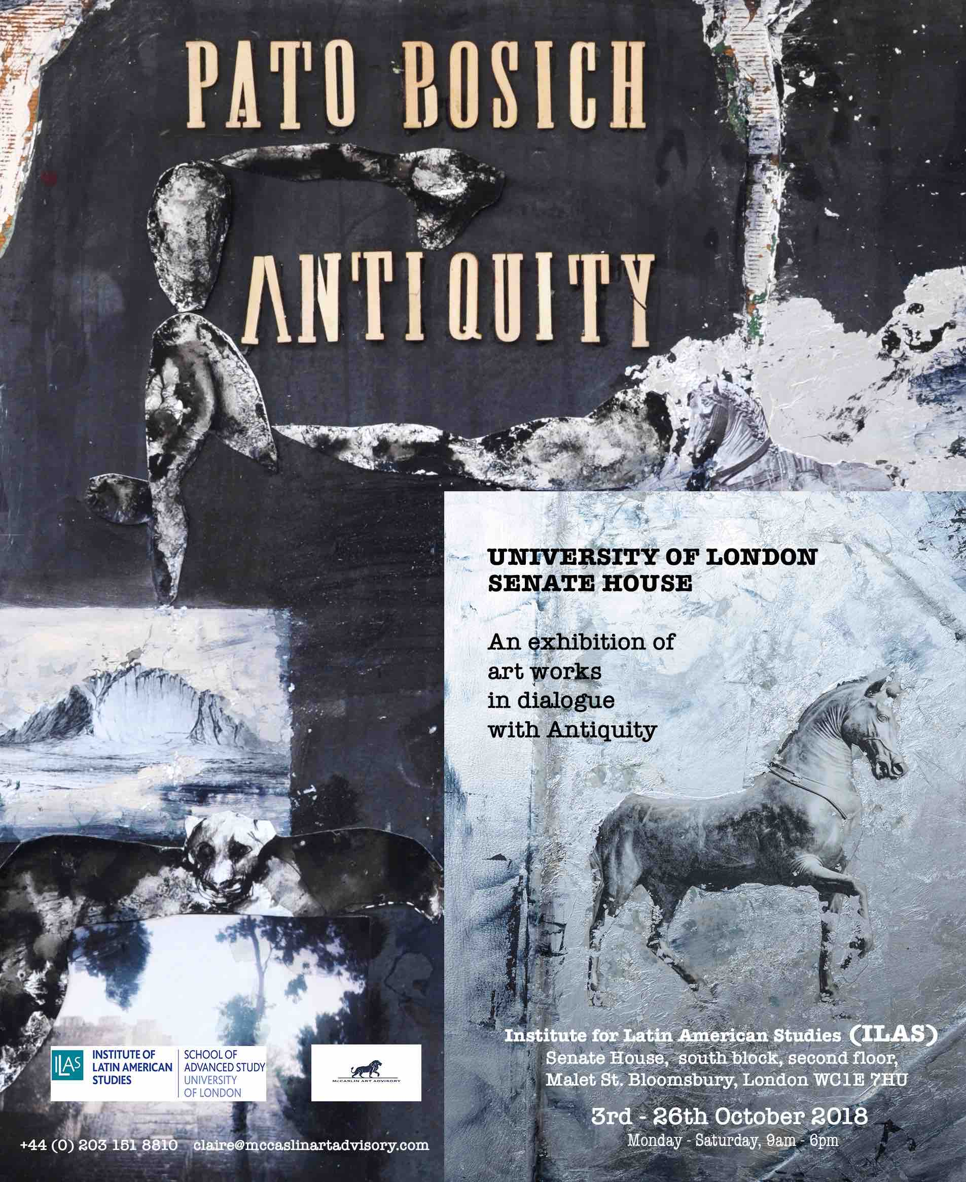 Antiquity – Pato Bosich