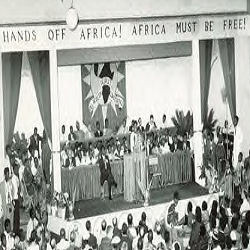 'Hands Off Africa!!' The 1958 All African People's Conference: Its Impact Then and Now