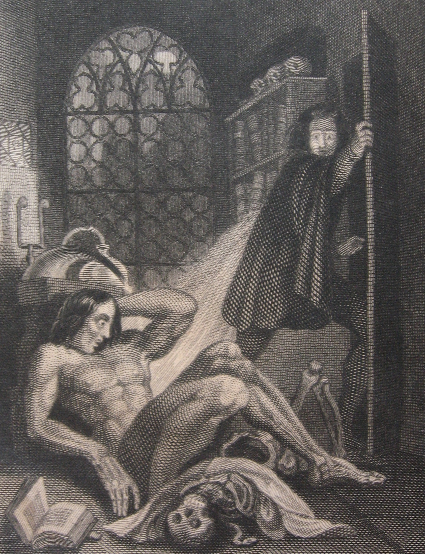 Annual Wordsworth Lecture:  A Daedalus for the Romantic Era? Mary Shelley's Frankenstein