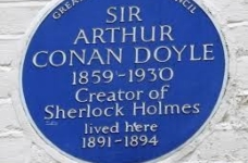 Conan Doyle and London
